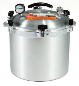 HOT! All American 921 21-1/2-Quart Pressure Cooker/Canner Only $161.49 + FREE Shipping- Lowest Price!