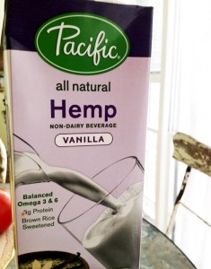 Pacific Vanilla Sweetened Hemp Milk