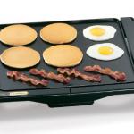 Giveaway! Pancake Griddle That Never Burns Pancakes