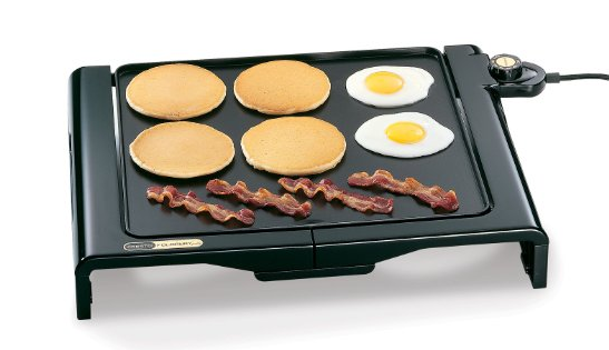 Giveaway! Pancake Griddle That Never Burns Pancakes