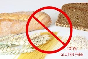 Gluten free via shutterstock
