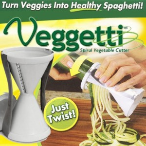 Veggetti vegetable pasta maker