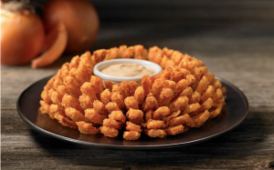 Score a FREE bloomin' onion from Outback today.
