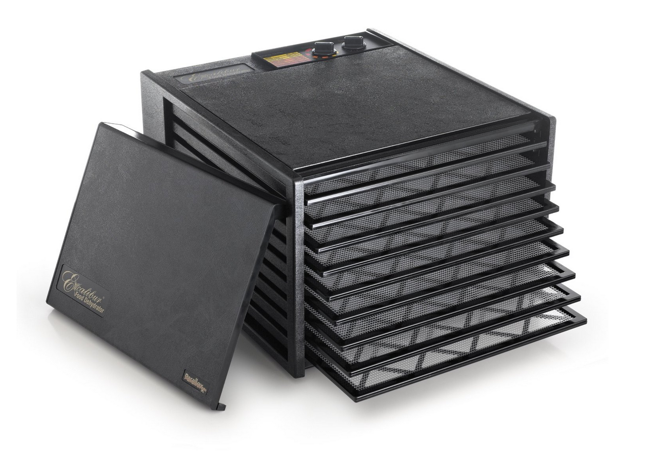 HOT! Excalibur 9-Tray Food Dehydrator Only $226.80 Shipped (Reg. $350!)