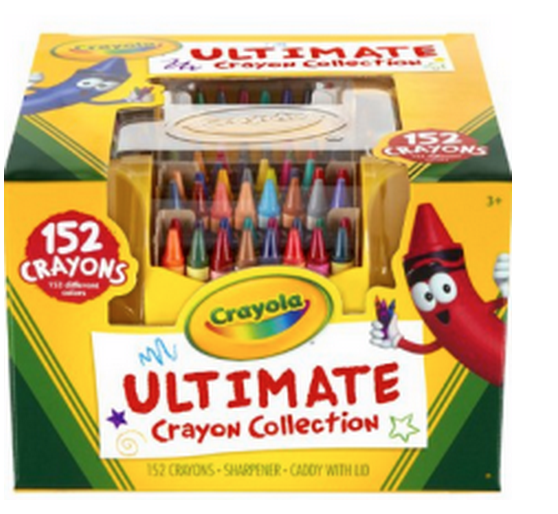 TODAY ONLY – 40% Off Crayola Products (Great for Easter Baskets!)
