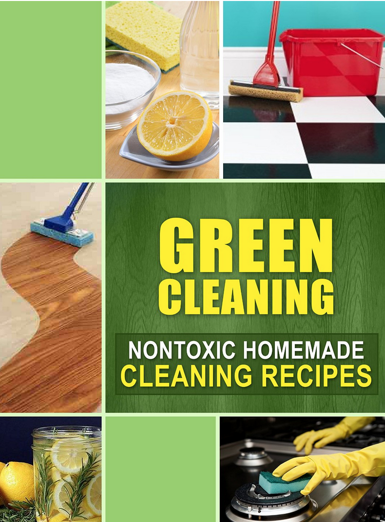 10 Free Ebooks – Green Cleaning, DIY Kitchen Renovation, and More!