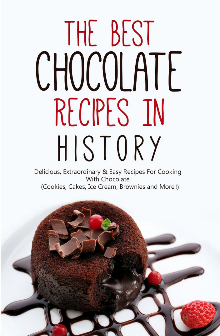 10 Free eBooks: The Best Chocolate Recipes in History, Budget Wedding, and More!