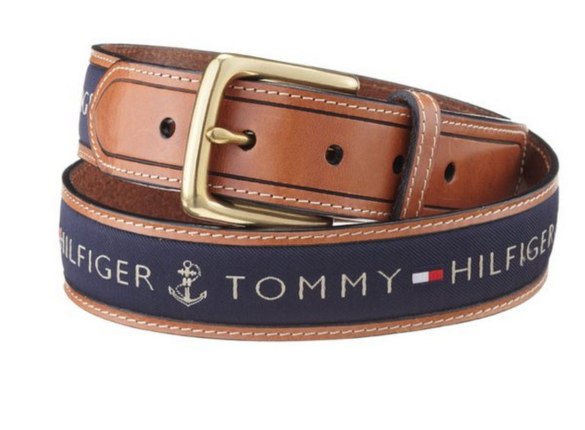 TODAY ONLY! 60% Off Tommy Hilfiger Men's Accessories Prices Starting at $13.99!