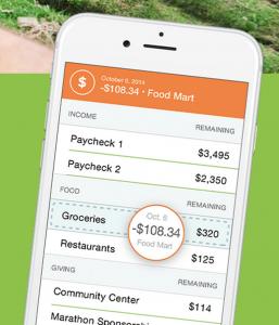 Free budgeting app!
