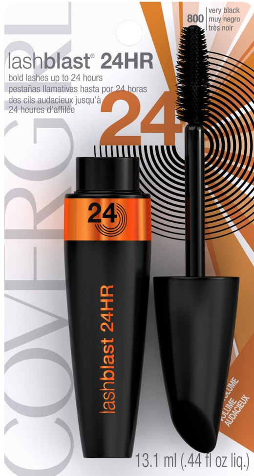 $3 Off CoverGirl Coupon = Mascara As Low As $1!