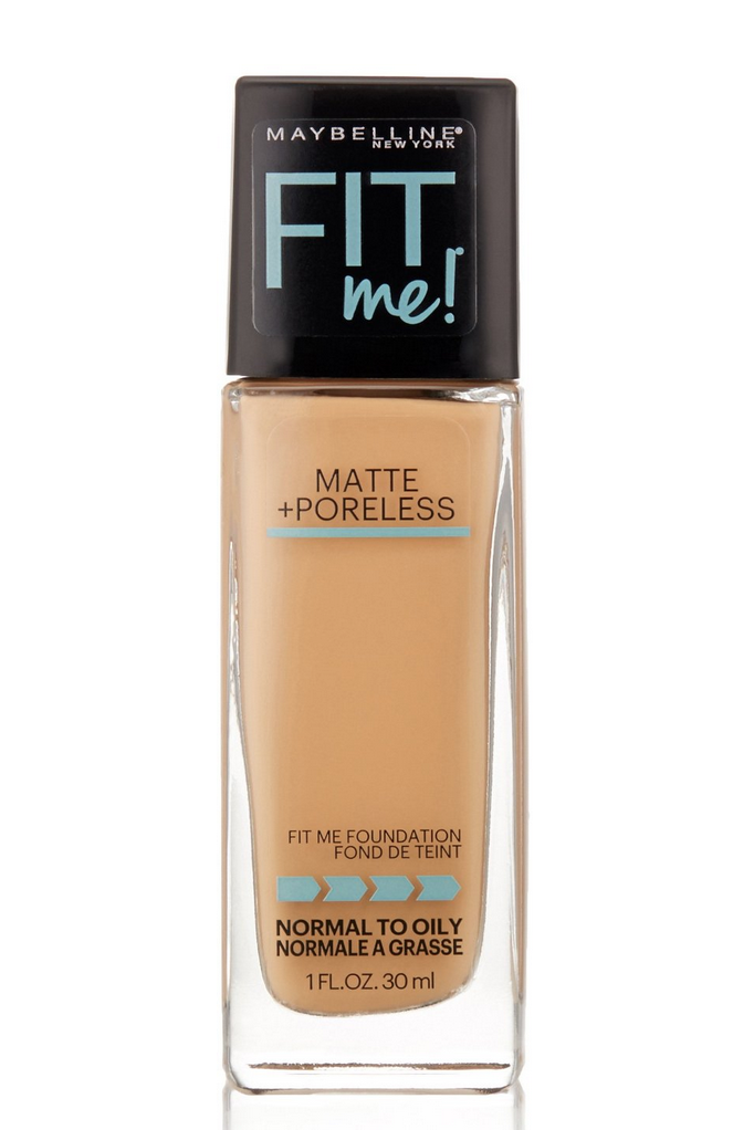 Maybelline New York Fit Me Matte Plus Poreless Foundation Makeup Just $3.31 Shipped!