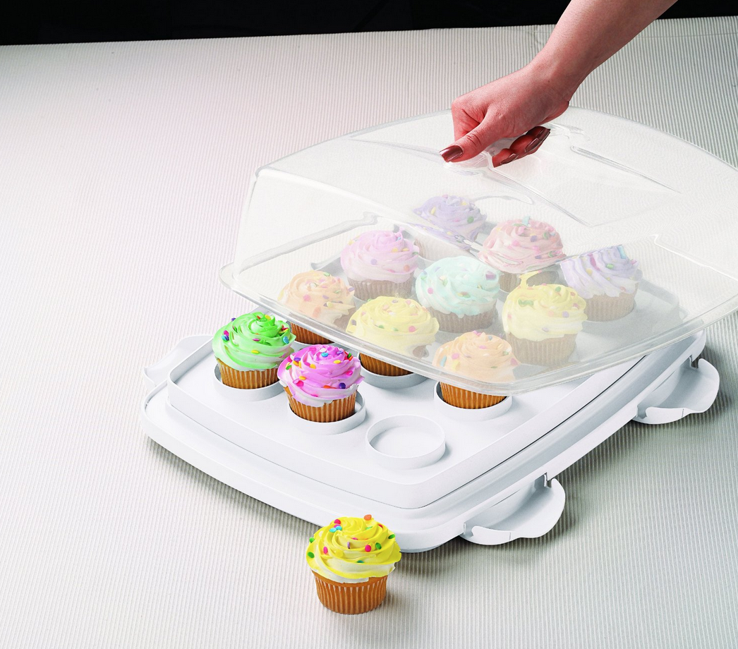 Wilton Nonstick Muffin Pan Only $6.29 + Cupcake Carrier Deal!