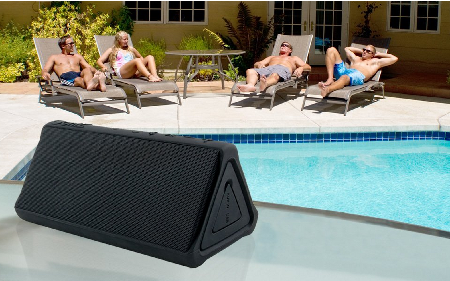 Highly Rated Wireless Bluetooth Speaker Only $19.99 (Reg. $99.99!) +