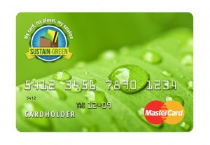 Sustain Green Credit Card