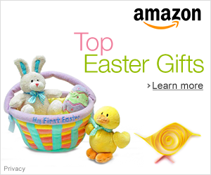 Amazon's Easter Shop = NICE Deals on Easter Clothing, Candy, Decorations, and More!