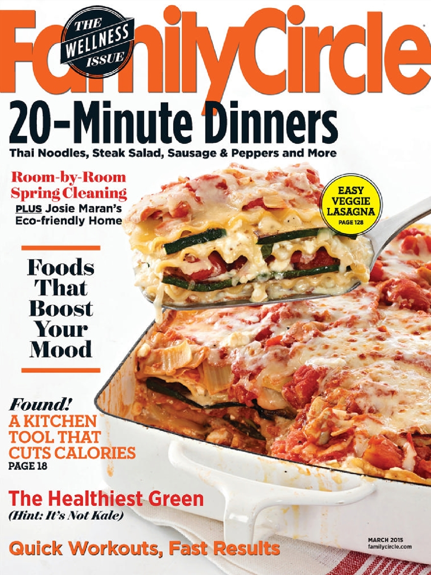 Monday Freebies-Free Subscription to Family Circle Magazine