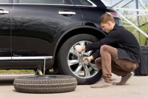Replacing your tires? Via Shutterstock.