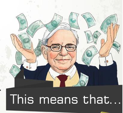 How Do You Stand Up Next to Warren Buffett?