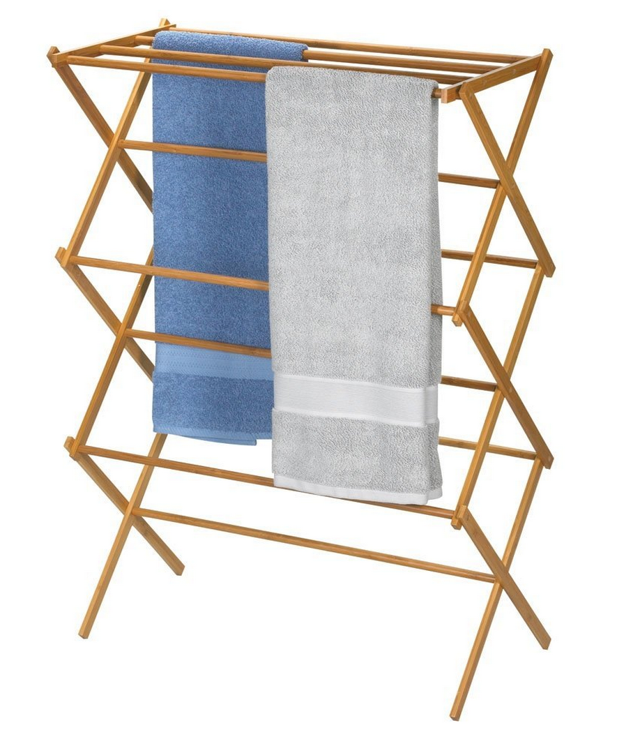 Highly Rated Folding Clothes Drying Rack Only $20.99 (Reg. $47.99!)