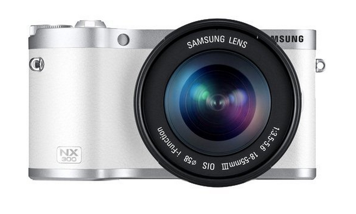 HOT! Samsung Smart WiFi Compact Interchangeable Lens Digital Camera $349 (Reg. $749.99!)