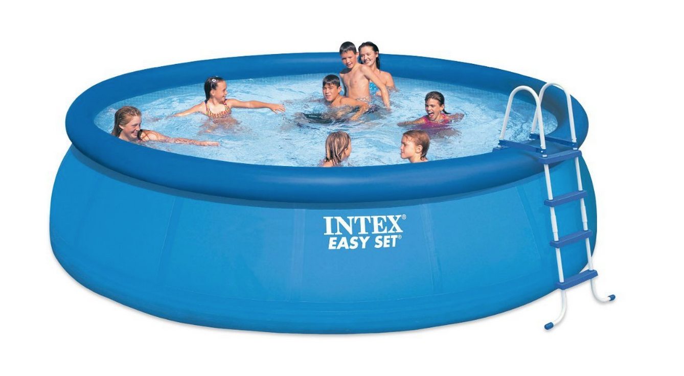 Intex 15ft X 48in Easy Set Pool Set Only $207.80 (Reg. $329.99!) + FREE Shipping – Lowest Price!