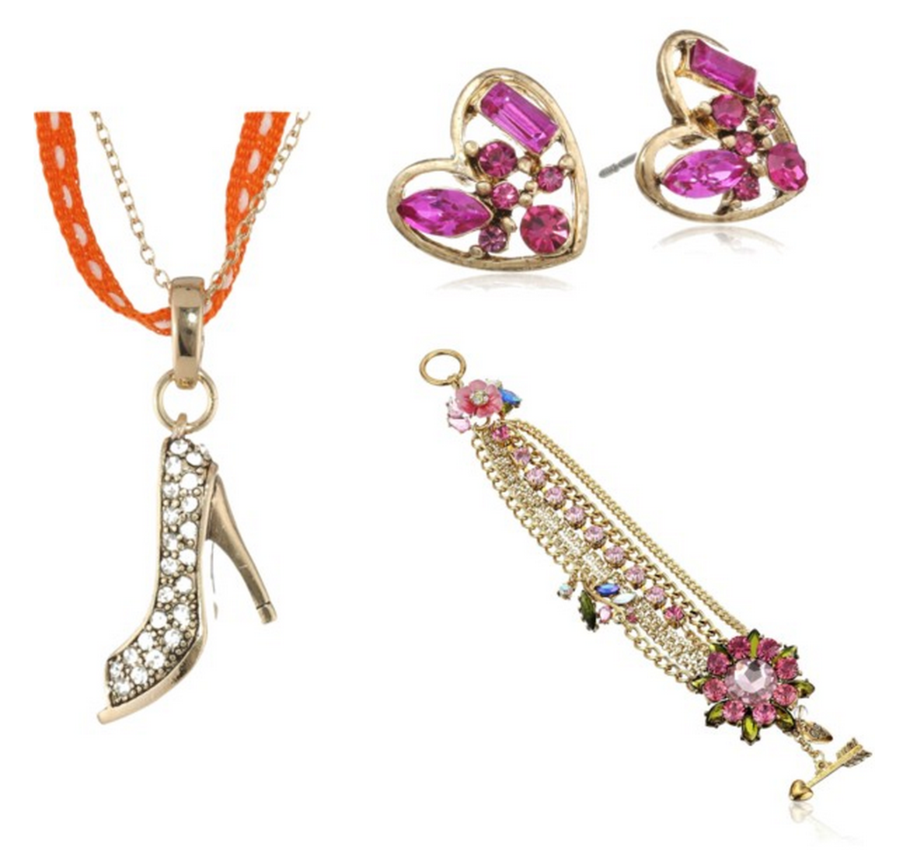 25% Or More Off Betsey Johnson Jewelry! (Prices Start At Just $12.50!)