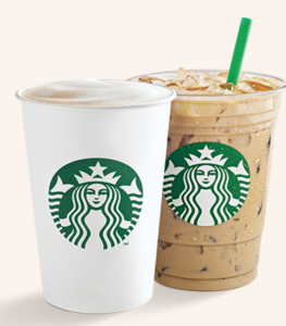 Score B1G1 FREE chai lattes at Starbucks today! Yum!