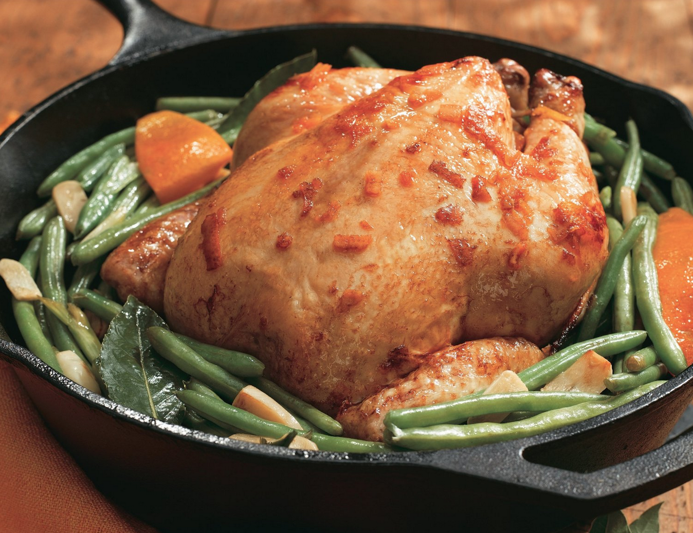 Lodge Pre-Seasoned Cast-Iron 10-inch Chef's Skillet  Only $14.97 (Reg. $26.95!) – Lowest Price!