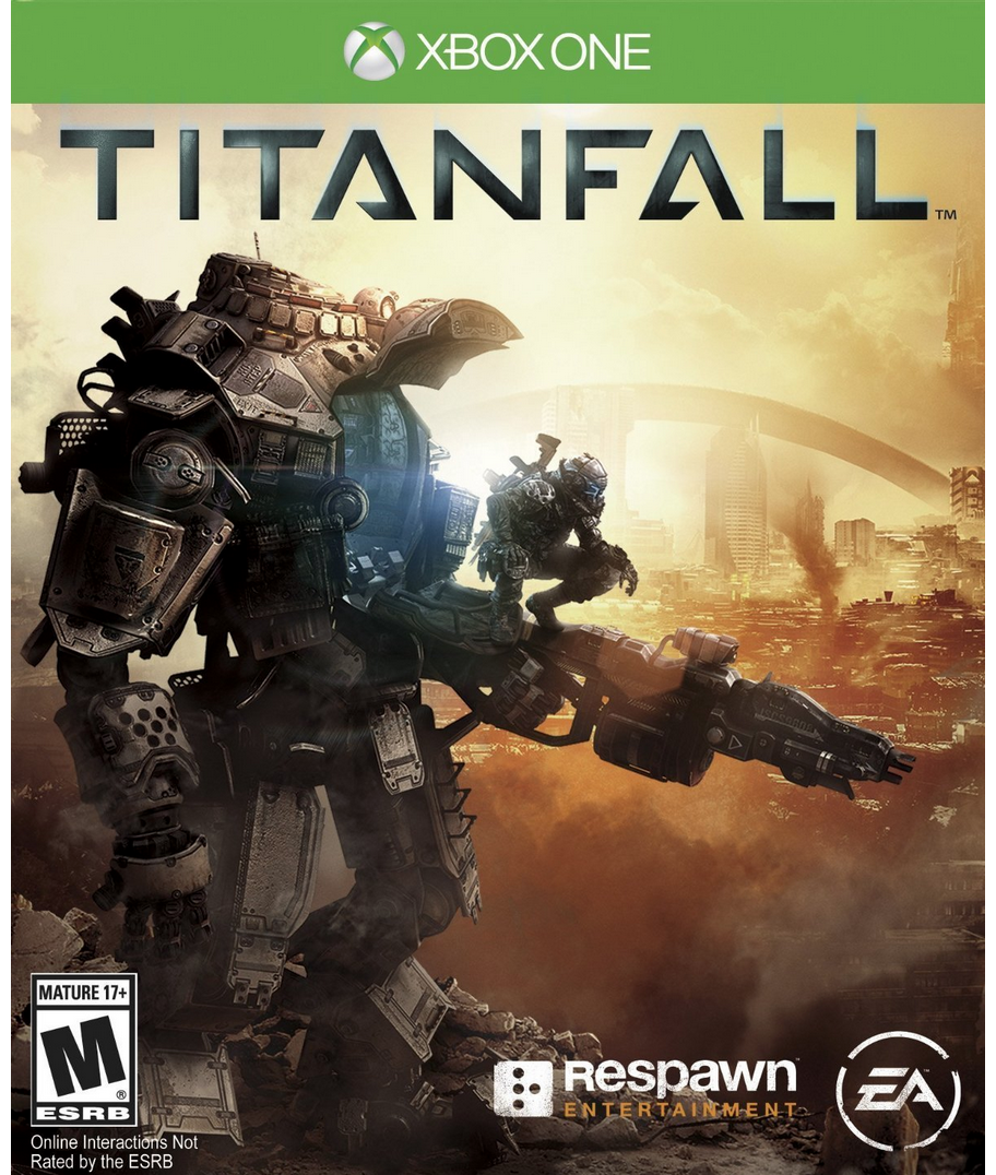 Titanfall – XBox One Only $12.99 (Reg. $29.99!)