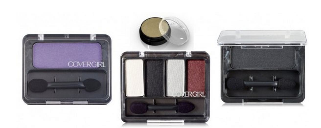 FREE Covergirl Eyeshadows and Eye Enhancers!