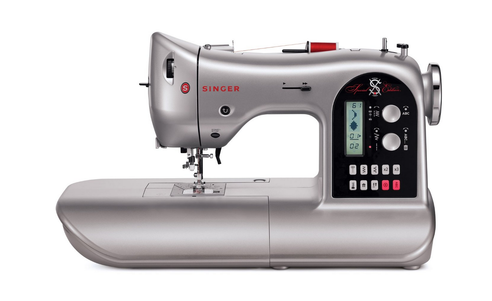 TODAY ONLY! Singer Special Edition Computerized Sewing Machine Only $215 (Reg. 900!)