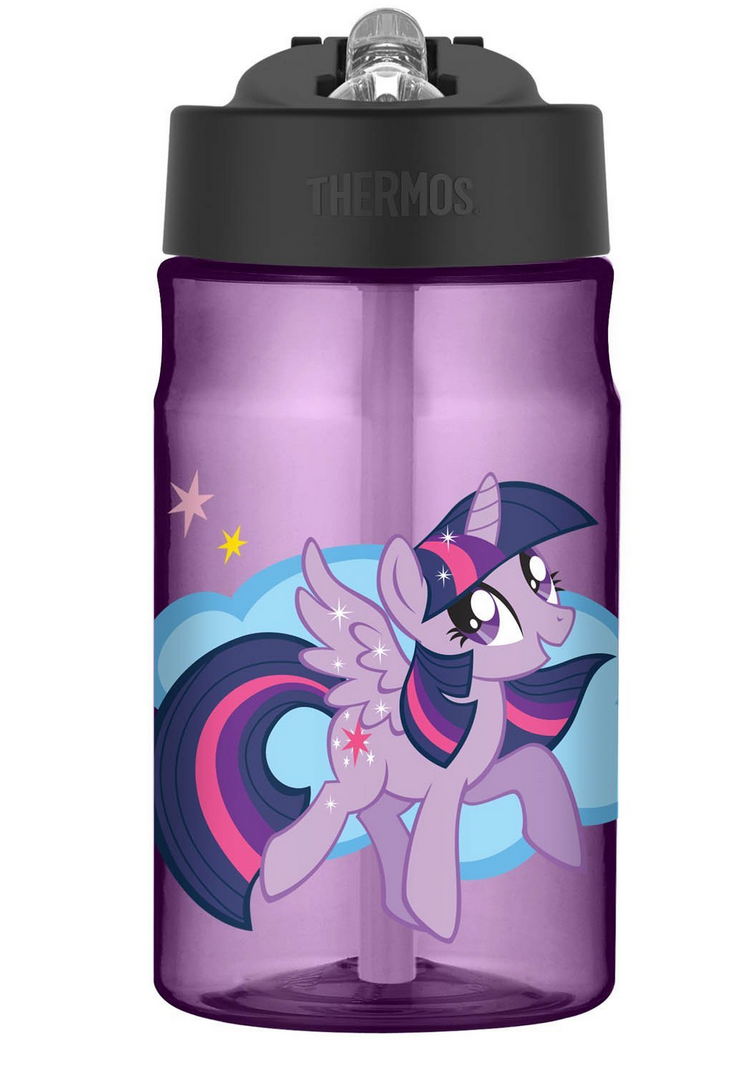 Thermos 12 Oz. Tritan Hydration Bottles As Low As $7.55 Each! My Little Pony, TMNT and More!