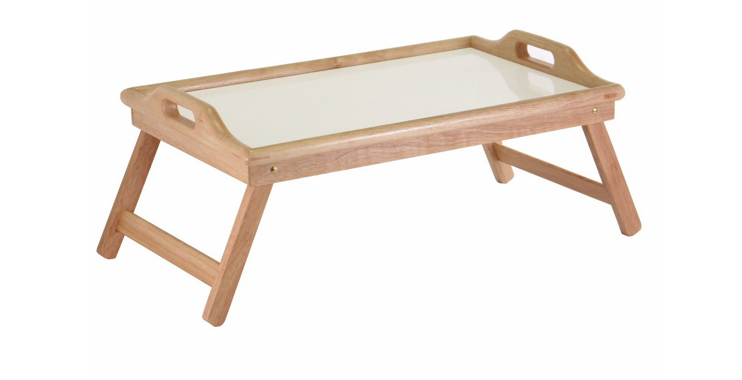 Winsome Wood Breakfast Bed Tray Only $ 16.23 (Reg. $34.99!) – Perfect for Mother's Day!
