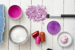 Cheap beauty products, in cost not quality - via Shutterstock