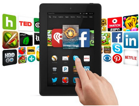 Kindle Fire HD 7 Only $79 Shipped (Reg. $139!)