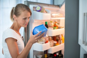 Expired food? via shutterstock