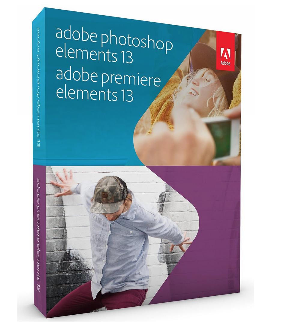 HOT! Adobe Photoshop & Premiere Elements Only $67.99 (Reg. $149.99 !)