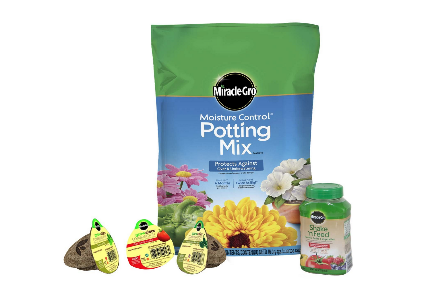 Miracle-Gro Salsa Growing Kit Only $15.99!