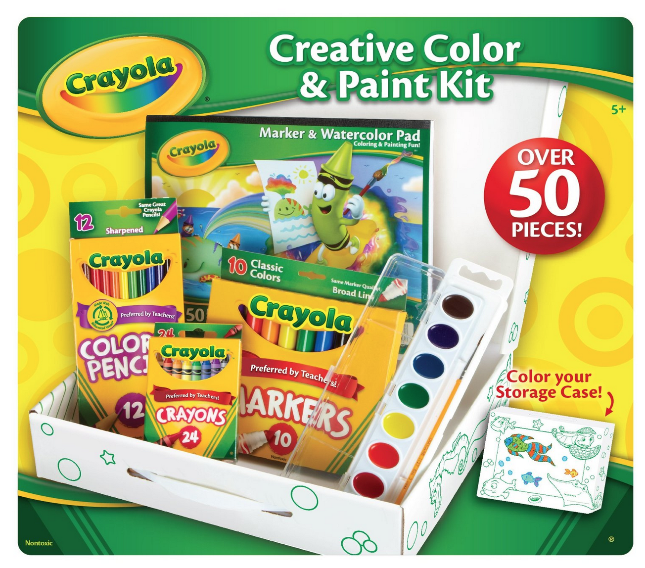 Today Only 40% Off Crayola Products! Prices Start at Just $4.19!