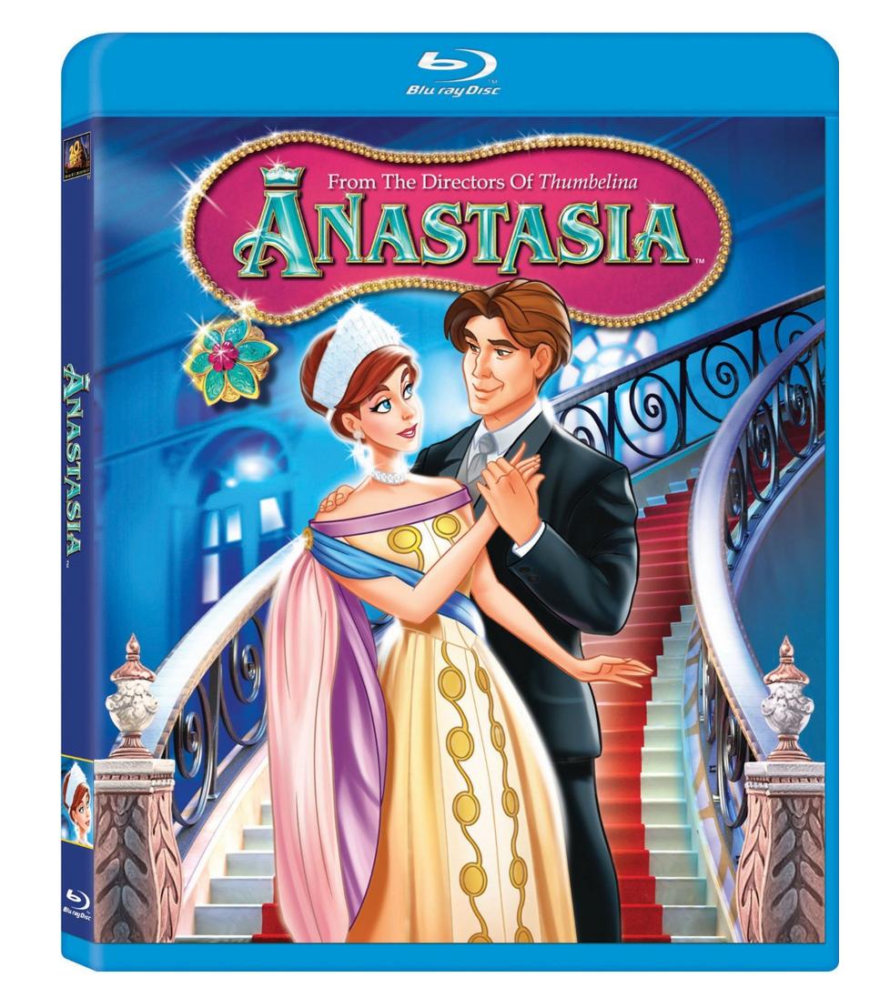 Anastasia Blu-ray Only $4.75 (Reg. $19.99!)