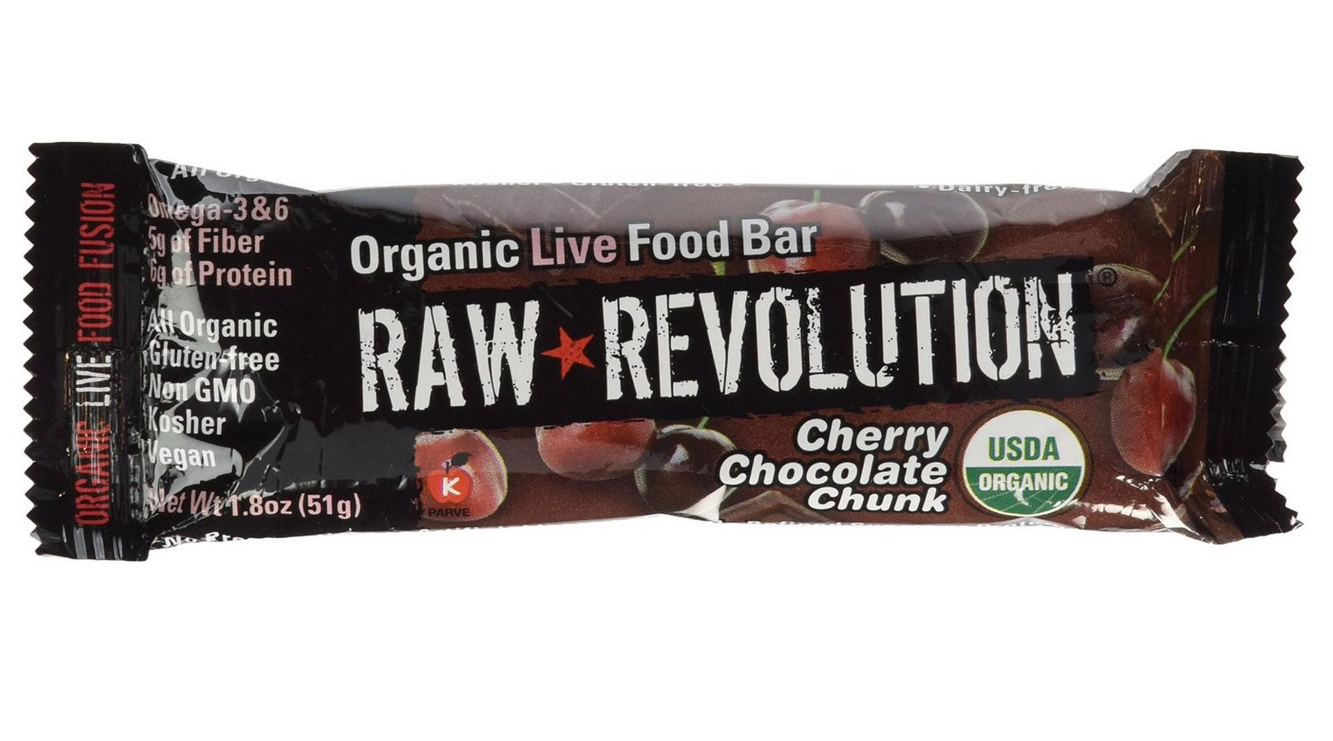 Raw Revolution Organic Live Food Bars Only $1.06 Each Shipped! (Gluten-Free, Kosher, Vegan!)