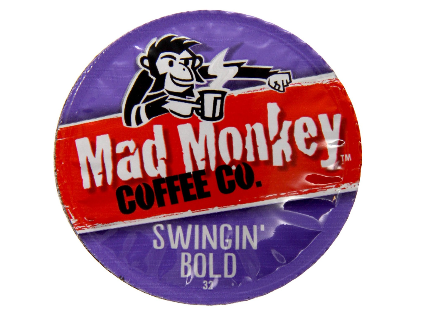 48 Ct. Mad Monkey Coffee K-Cups Only $18.99 Shipped! (Just 40¢ Each!)