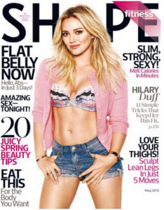 Score a FREE one year Shape Magazine subscription today!