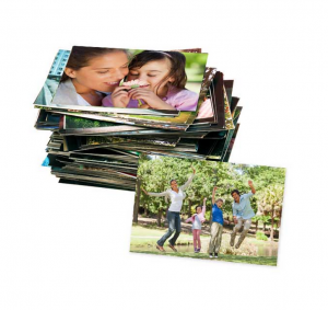 Score 100 FREE photo prints today!