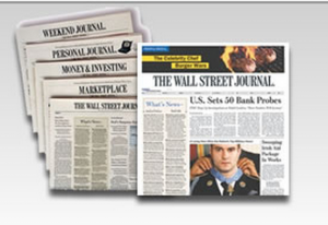 Score a FREE subscription to The Wall Street Journal today!