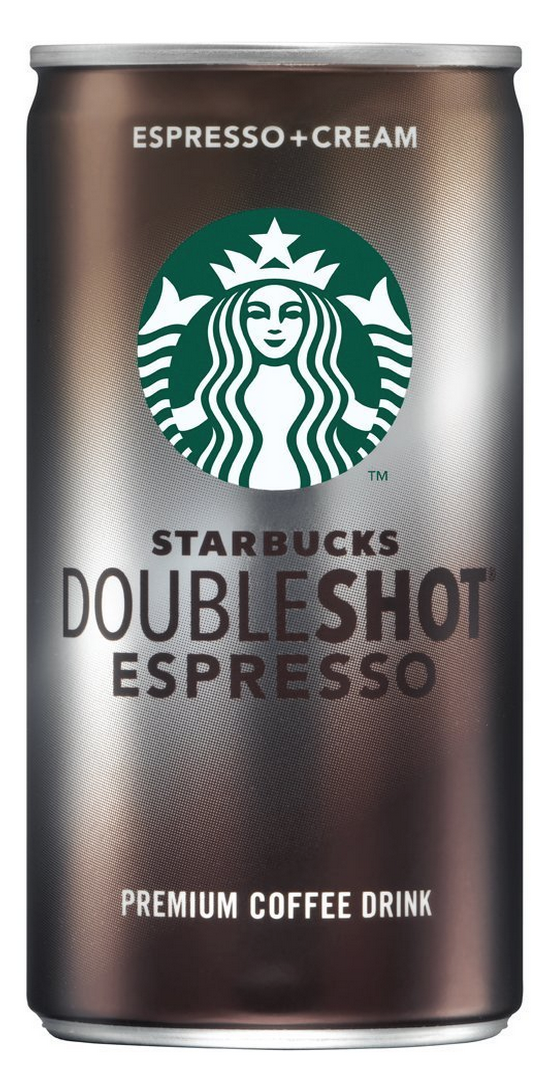 Starbucks Doubleshot, Espresso + Cream, 6.5 Ounce, 12 Pack Only $9.97!