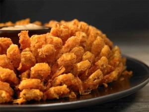 Score a FREE bloomin' onion at Outback today!