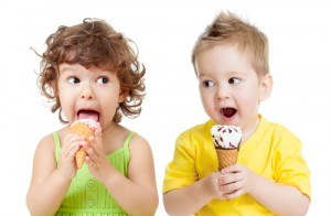 Snag a FREE ice cream cone today. Yum! Via Shutterstock.
