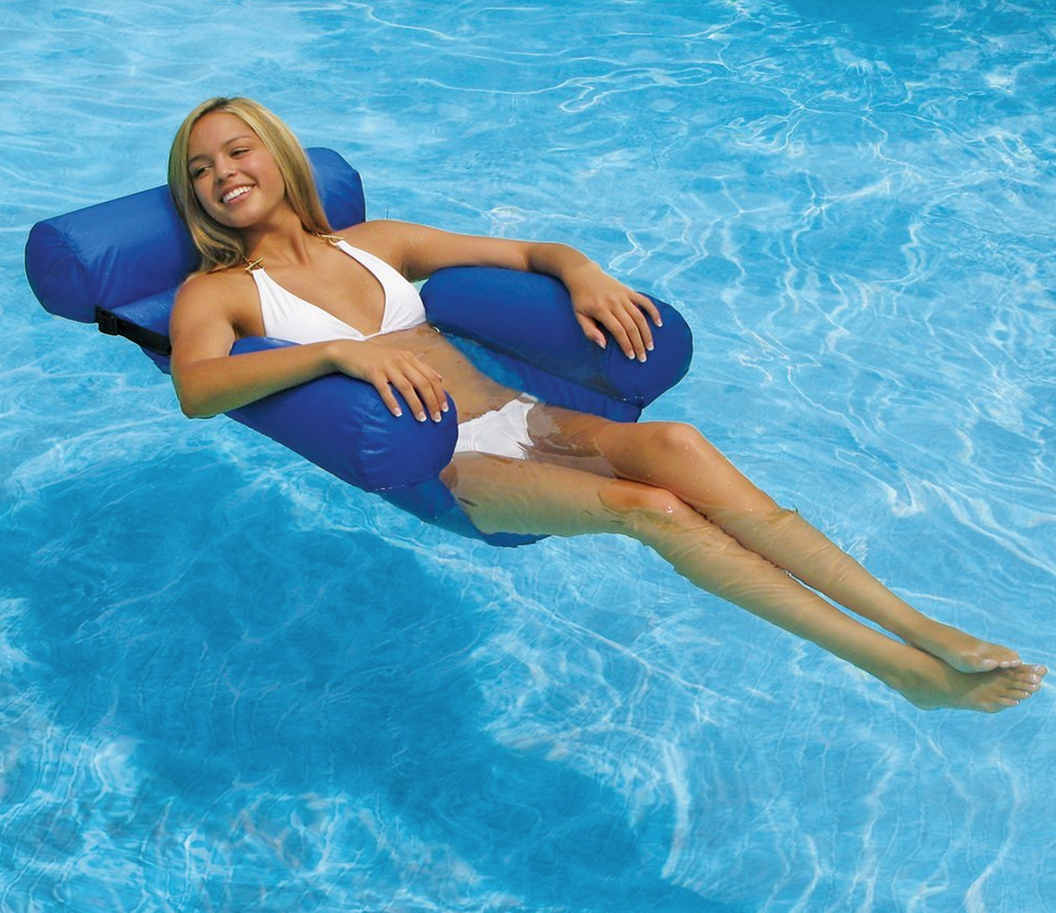 Poolmaster Water Chair Lounger Only $19.99 (Reg. $37.44!)