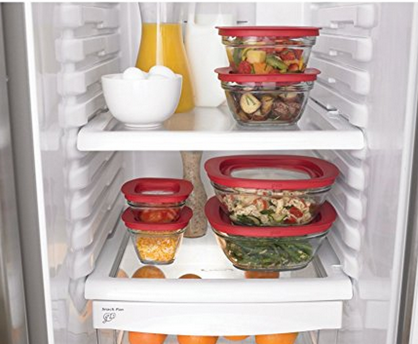 HOT! Rubbermaid Easy Find Lid Glass 22-piece Food Storage Set Only $29.99 (Reg. $44.99!)